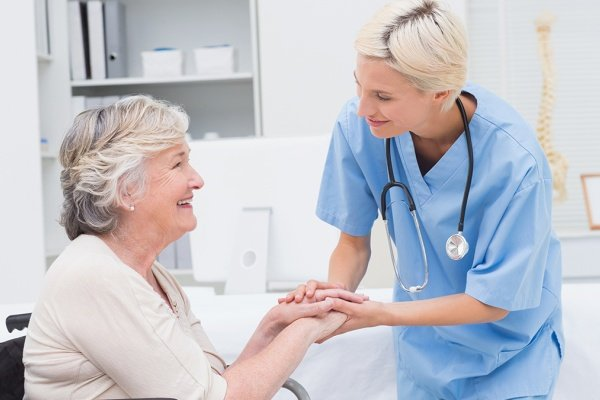 Гипотония у пожилых