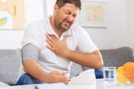 Боль в сердце у мужчин
