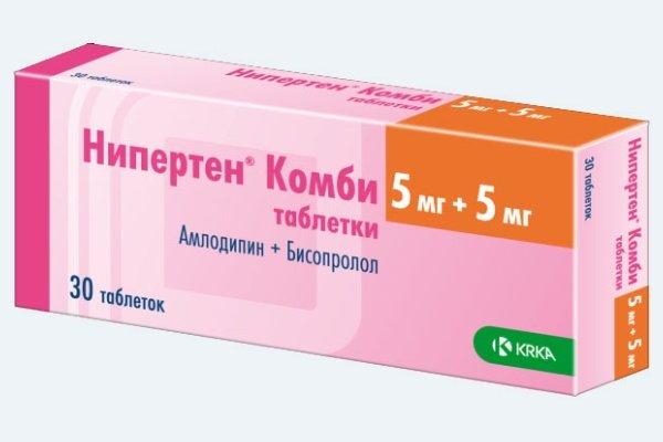 Лекарство Нипертен Комби