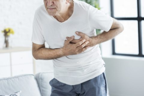Инфаркт задней стенки