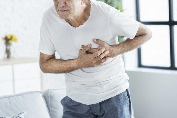 Острый инфаркт задней стенки миокарда