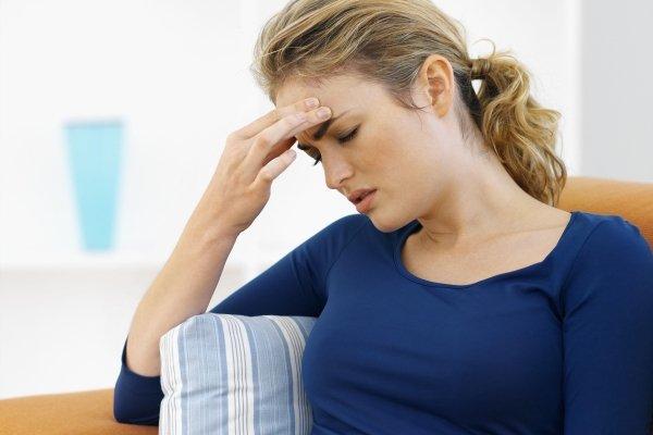 Частое сердцебиение головокружение потливость