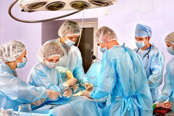 Хирургическое вмешательство при аритмичном пульсе