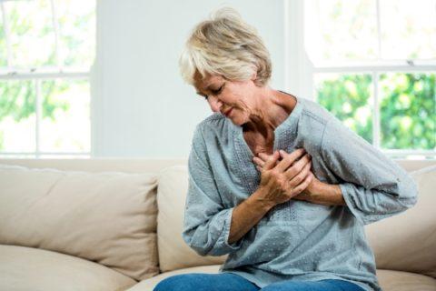 Сердечная боль у женщин