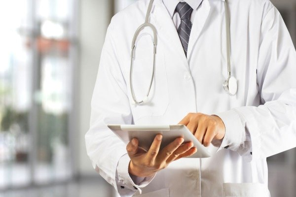 Доктор со списком