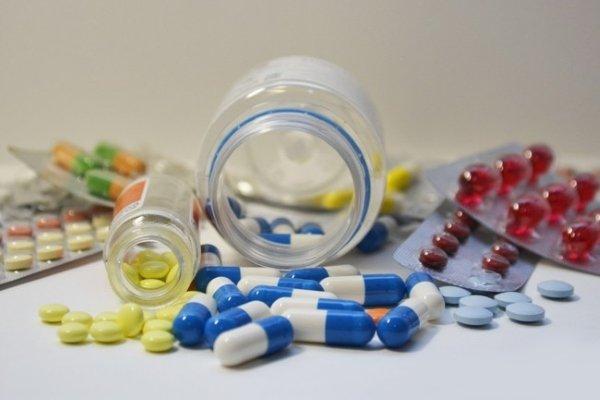 Успокоительные таблетки