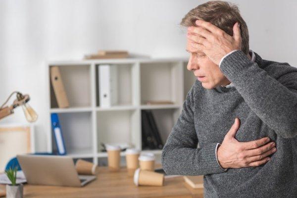 Головная и сердечная боль
