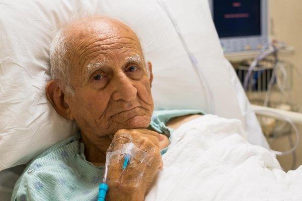 Пациент с ИБС