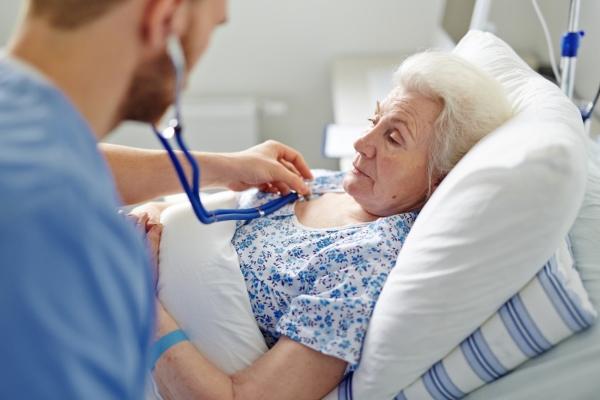 Приступ при атеросклерозе