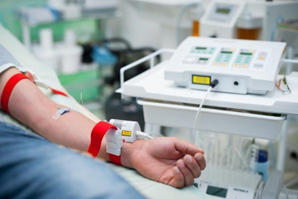 очищения крови при помощи плазмафереза