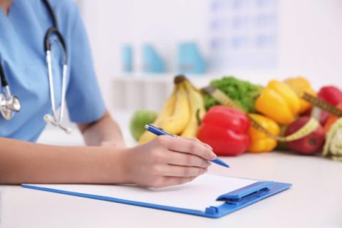 Назначение диетического питания