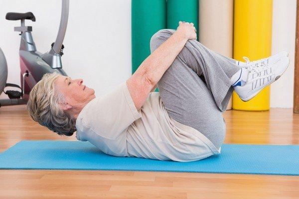 Упражнение для улучшения кровообращения