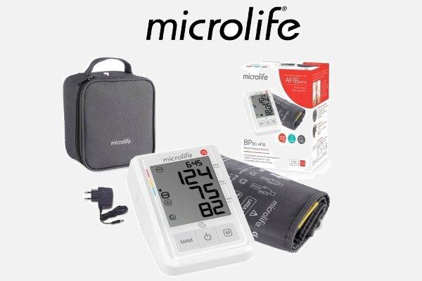 Microlife Average Mode (MAM)